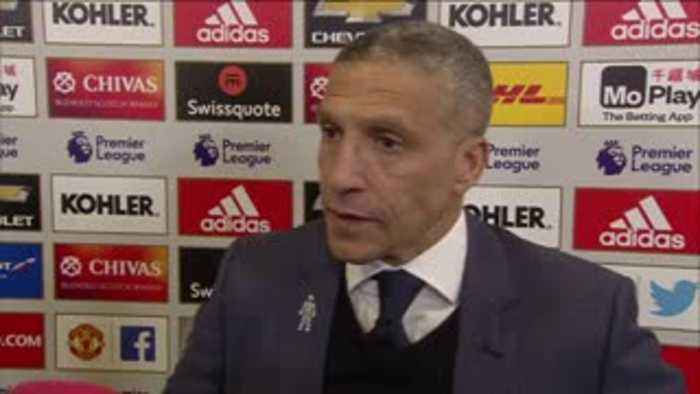 Hughton: We paid for a slow start