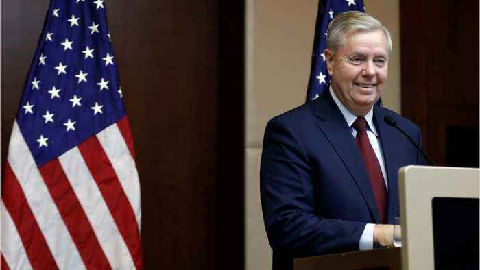 Senator Graham Hopes Trump Will Slow U.S. Syria Withdrawal
