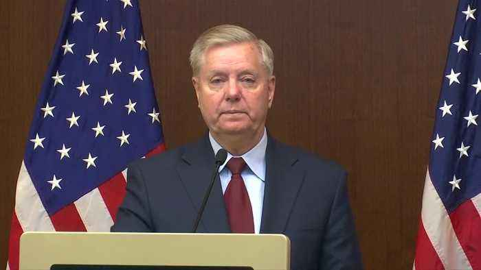 Senator Graham warns rapid U.S. withdrawal from Syria could create 'Iraq on steroids'