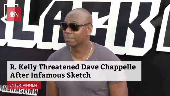 Breaking: R. Kelly Threatened Dave Chappelle