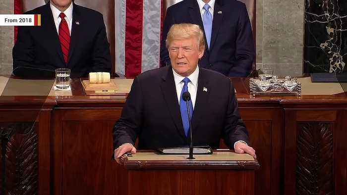 Trump Hints He May Still Deliver State Of The Union Despite Pelosi Suggesting Otherwise