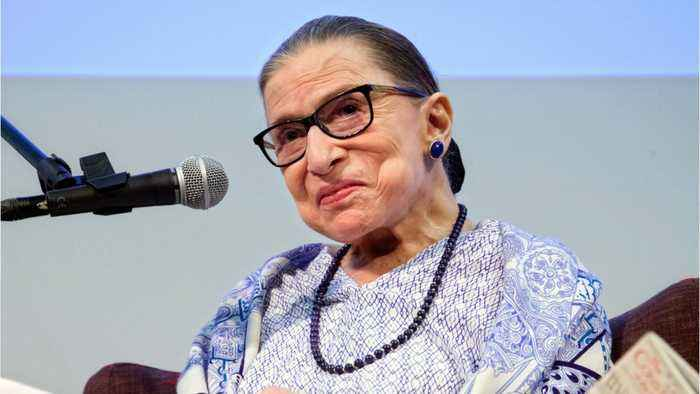 Ruth Bader Ginsburg Has An Appearance In 'The Lego Movie 2'?