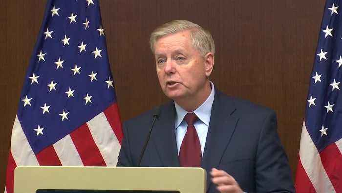 "Senator Graham warns rapid U.S. withdrawal from Syria could create ""Iraq on steroids"""