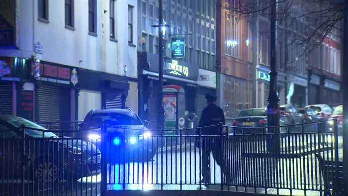 Two arrested over Northern Ireland carbomb