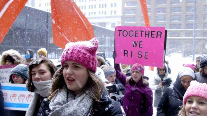 Local Teen Ensures Chicago's Annual Women March Continues