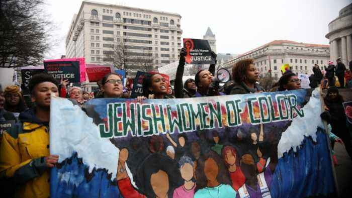 Women's March Leaders Say They Are Focused on Inclusion