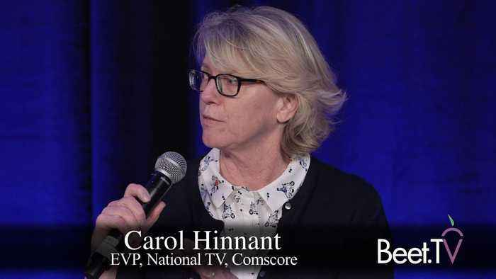 What Is 'TV'? Hulu, FreeWheel, dataxu, comScore, 4C Execs Discuss
