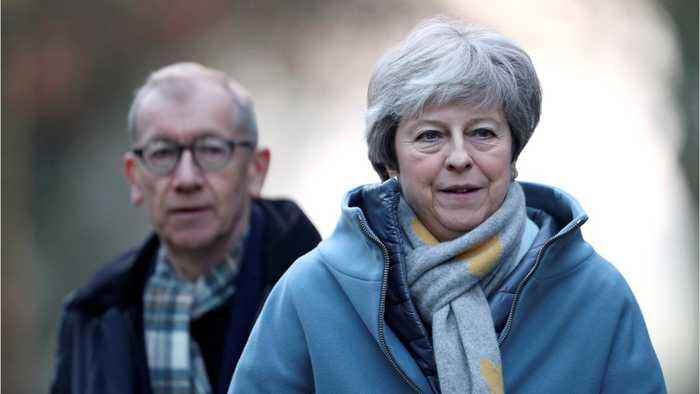 British Prime Minister Theresa May To Have Major Brexit Call