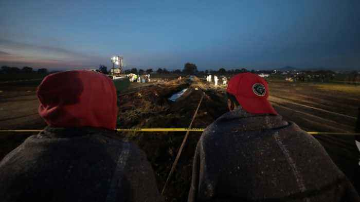 Death Toll in Mexico Gas Pipeline Explosion Reaches 73