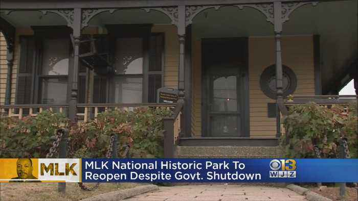 Delta Air Lines Grant Allows Martin Luther King, Jr. National Historical Park To Open Despite Shutdown