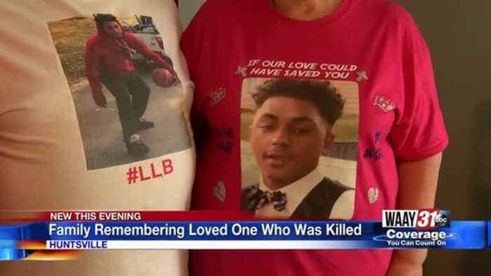 Family Remembering Murdered Loved One