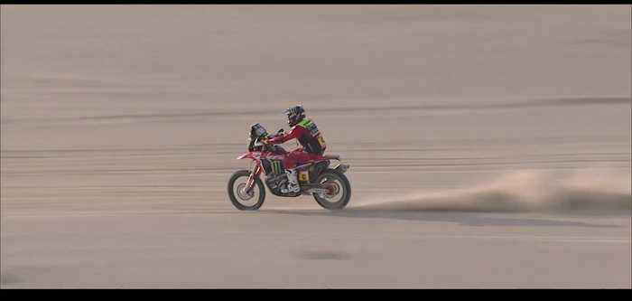 Monster Energy Honda Team Dakar 2019 Stage 10