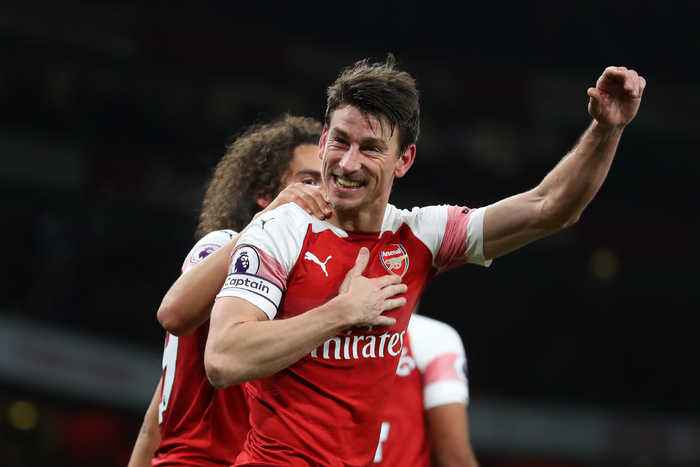 Koscielny bosses our Team of the Week
