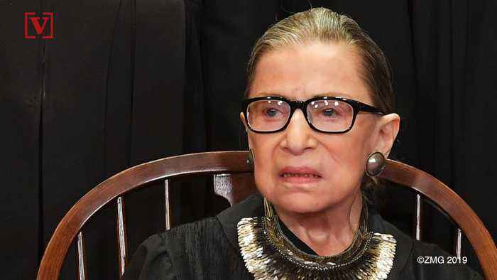 'Fox & Friends' Apologizes For Airing Graphic That Said Ruth Bader Ginsberg Is Dead