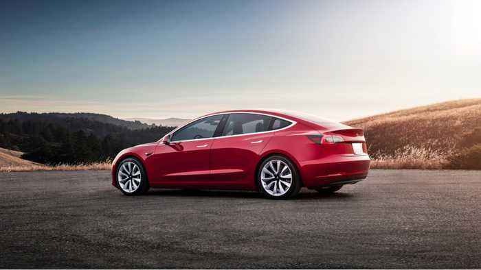 Tesla's Model 3 Is Ready For Europe