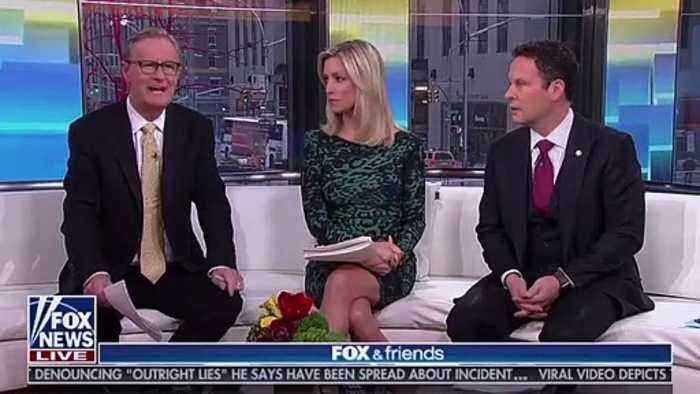 'Fox & Friends' Apologizes For Graphic Suggesting Ruth Bader Ginsburg Had Died