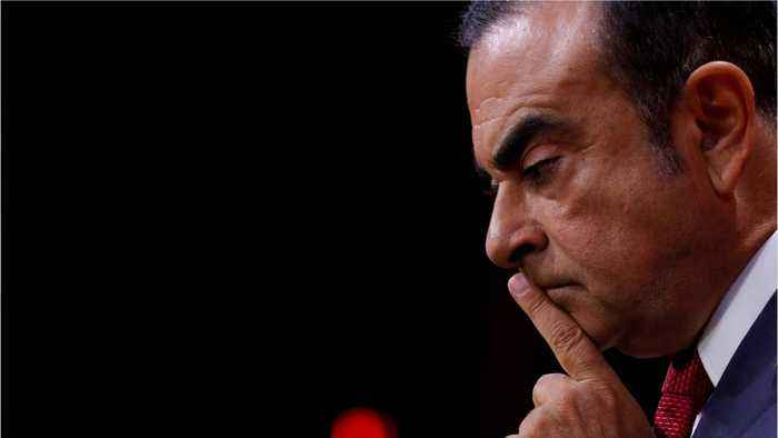 Carlos Ghosn Offers To Wear Ankle Tag For Bail