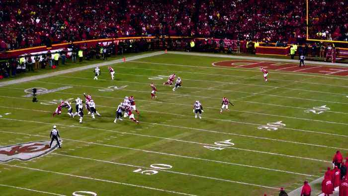 See New England Patriots QB Tom Brady hit wide receiver Phillip Dorsett with a 29-yard TD in 360 degrees   True View