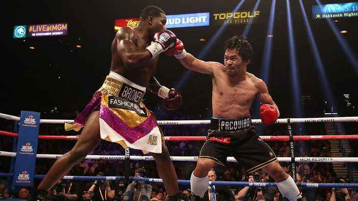 Assessing Manny Pacquiao's Future After His Win Over Adrien Broner