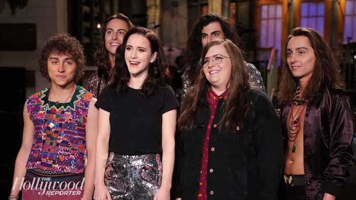'SNL' Rewind: Rachel Brosnahan Hosts, Government Shutdown Satirized | THR News
