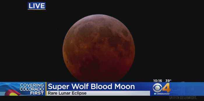 Super Wolf Blood Moon Awes Millions Sunday Night