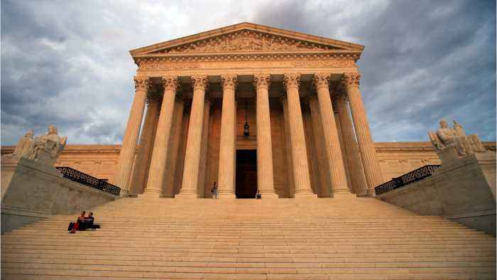 Mystery Foreign-Owned Company Files Sealed U.S. Supreme Court Appeal