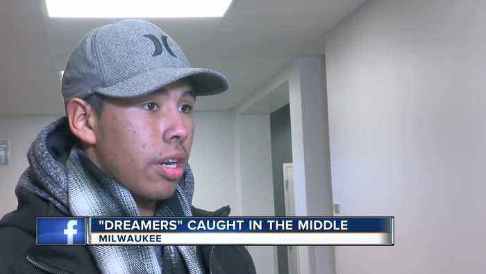 Wisconsin 'Dreamer' questions President Trump's border security proposal