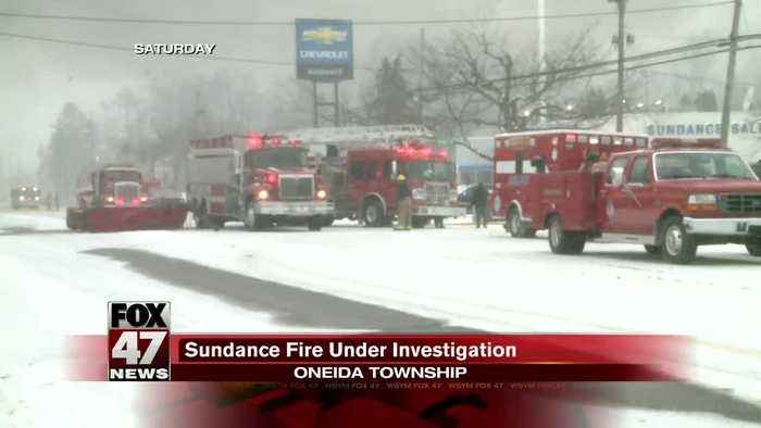 Cause of Sundance Chevrolet fire under investigation