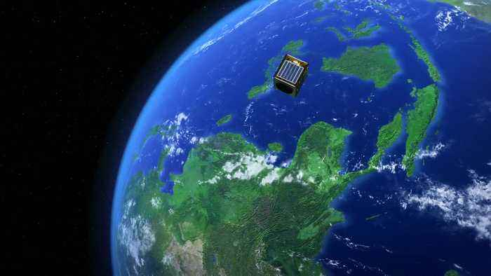 Japan launches satellite to test artificial meteor showers