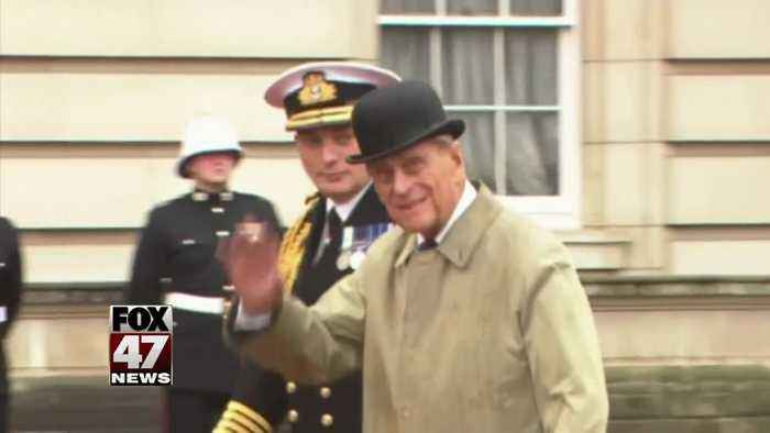 England's Prince Phillip unhurt after he was involved in a car accident