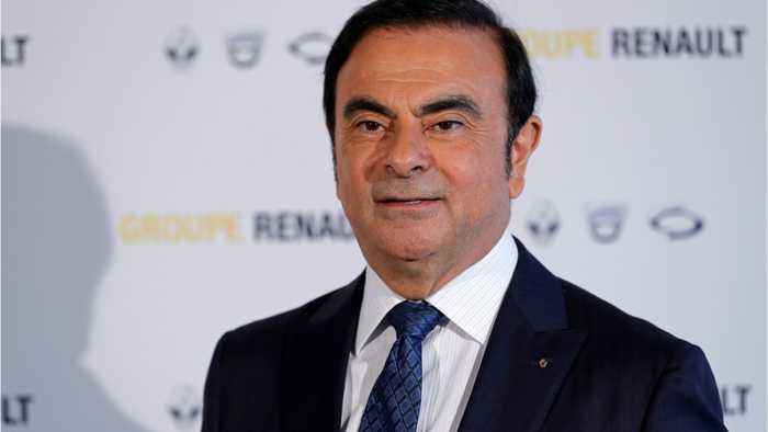 Renault Board Pressuring Ghosn To Resign