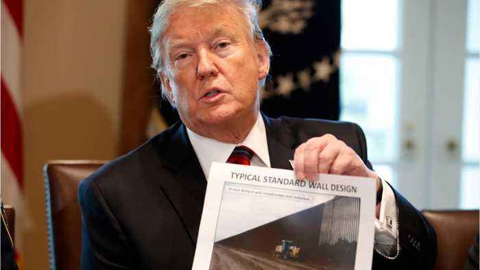 Trump Plan To Reopen Govt., Build Border Wall Undercut By Supreme Court