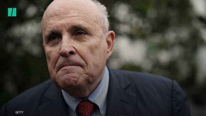 Rudy Walks Back Comments