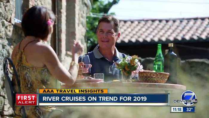 AAA- River Cruises on Trend for 2019