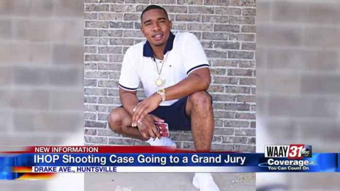 IHOP Shooting Case Going to Grand Jury
