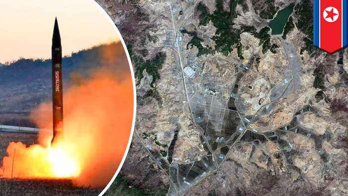 Secret North Korean missile base identified in report is one of 20