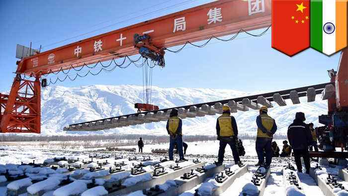 Chinese infrastructure in Tibet have military implications for India