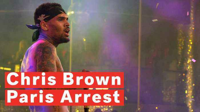 Chris Brown Released After Being Detained In Paris On Suspected Rape Allegations