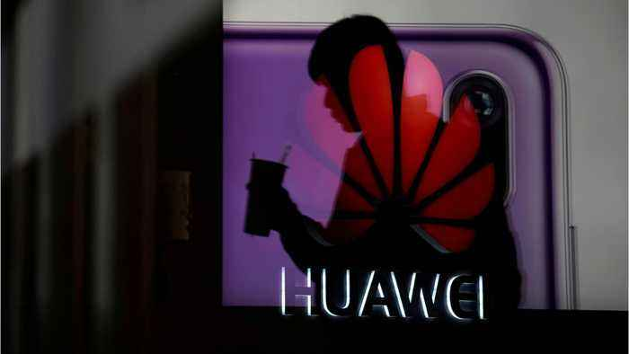 France Says They Are Aware Of Risks Of China's Huawei Technologies