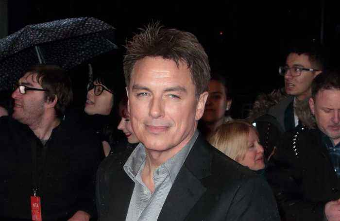 John Barrowman reveals saucy messages in I'm A Celeb WhatsApp!
