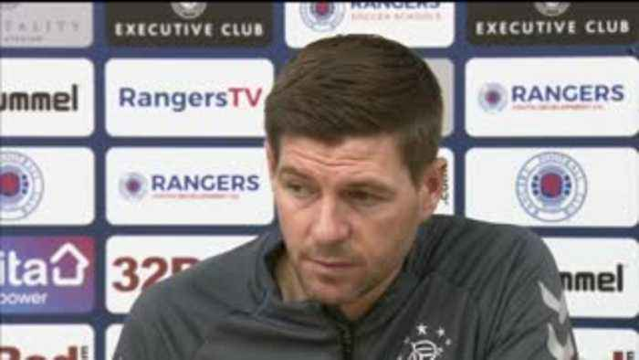 Gerrard: Killie breathing down our necks