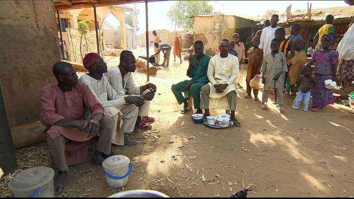 Nigeria poverty: Unrest forces farmers off their land