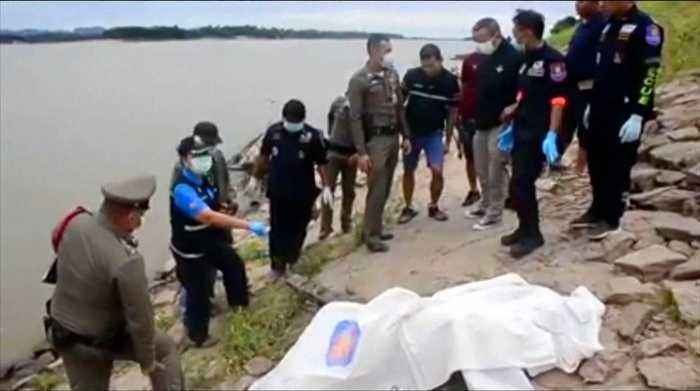 Thai activists' bodies found in Mekong River in Laos