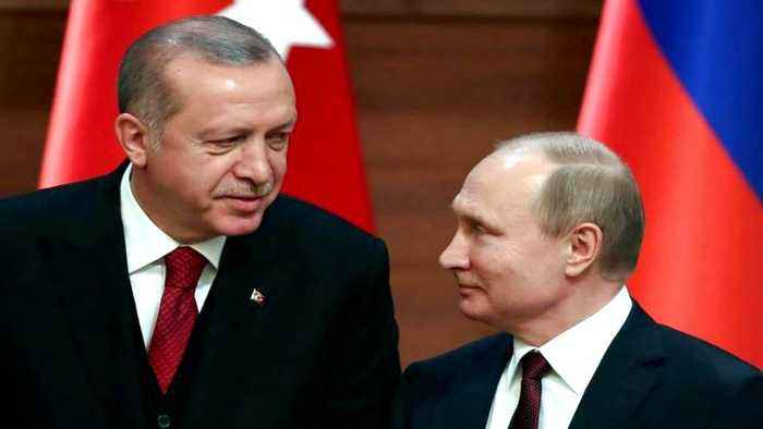 Analysis: Russia and Turkey's powerplay in Syria