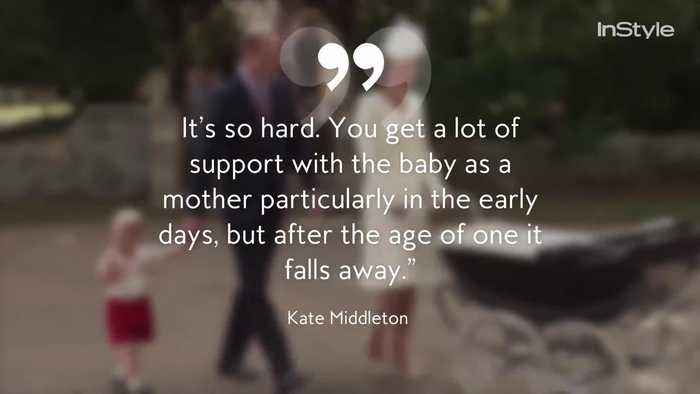 Kate Middleton Reveals When She Found Parenting George and Charlotte the Hardest