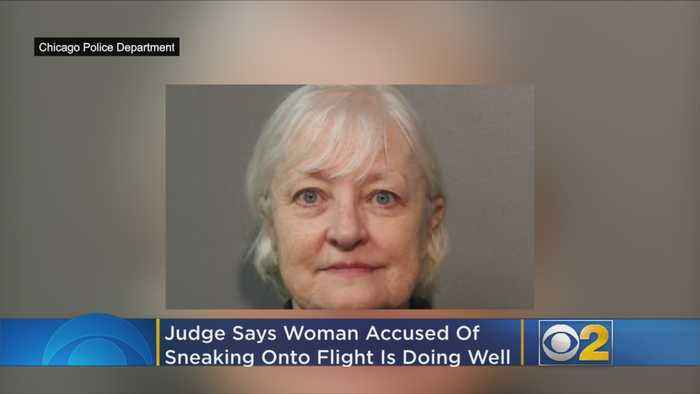 Judge: Woman Charged With Sneaking Onto Flight Doing Well