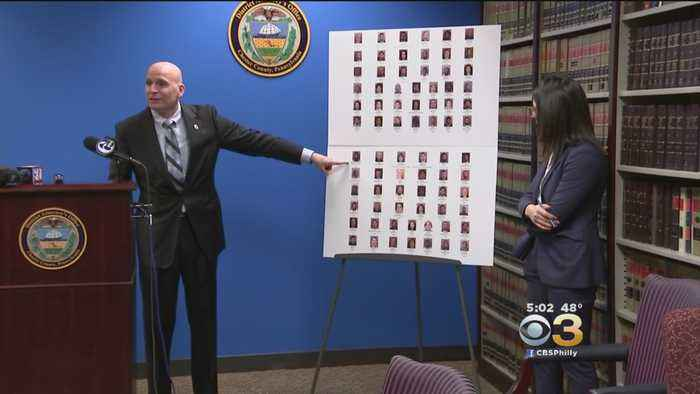 Dozens Of Alleged Drug Dealers Facing Charges Following 'Operation Wildfire'