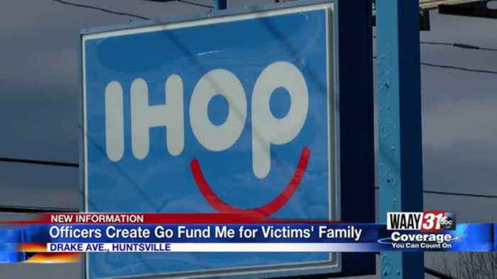 Officers create Go Fund Me for victim's family