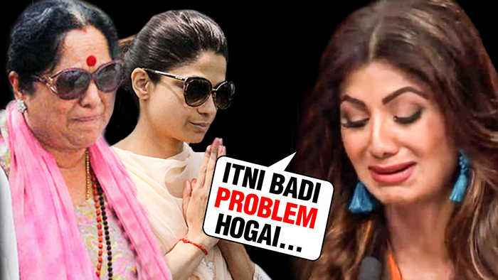 Legal Case Filed Against Shilpa Shetty And Her Family For CHEATING On Businessman?