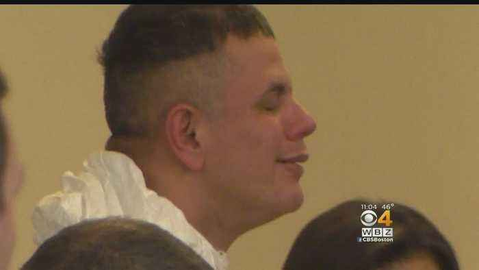 Kidnapping Suspect Breaks Down In Court